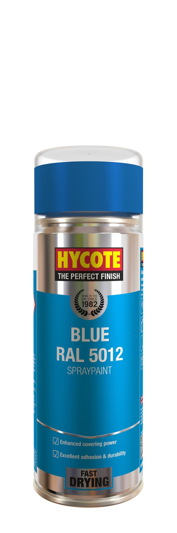Hycote Blue Ral 5012 Paint - 400ml