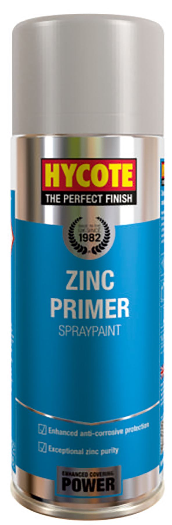 Hycote Zinc Priming Paint - 400ml