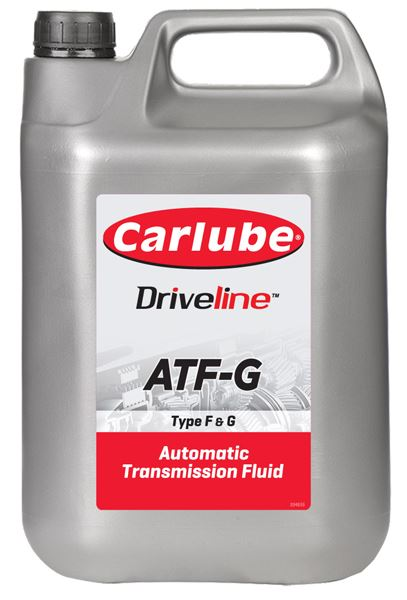 Carlube Driveline ATF-G Automatic Transmission Fluid - 4.55L