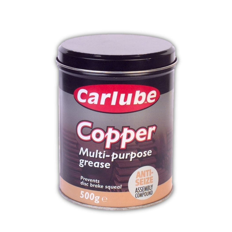 Carlube Multi Purpose Copper Grease - 500g