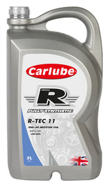 Carlube Triple R R-TEC 11 0W-30 Fully Synthetic Oil - 5L