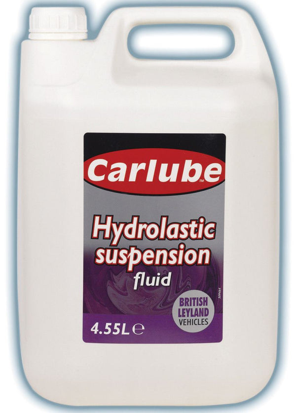 Carlube Hydrolastic Suspension Fluid - 4.55L