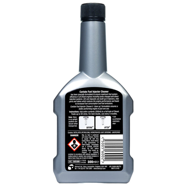 Carlube Diesel Injector Cleaner - 300ml