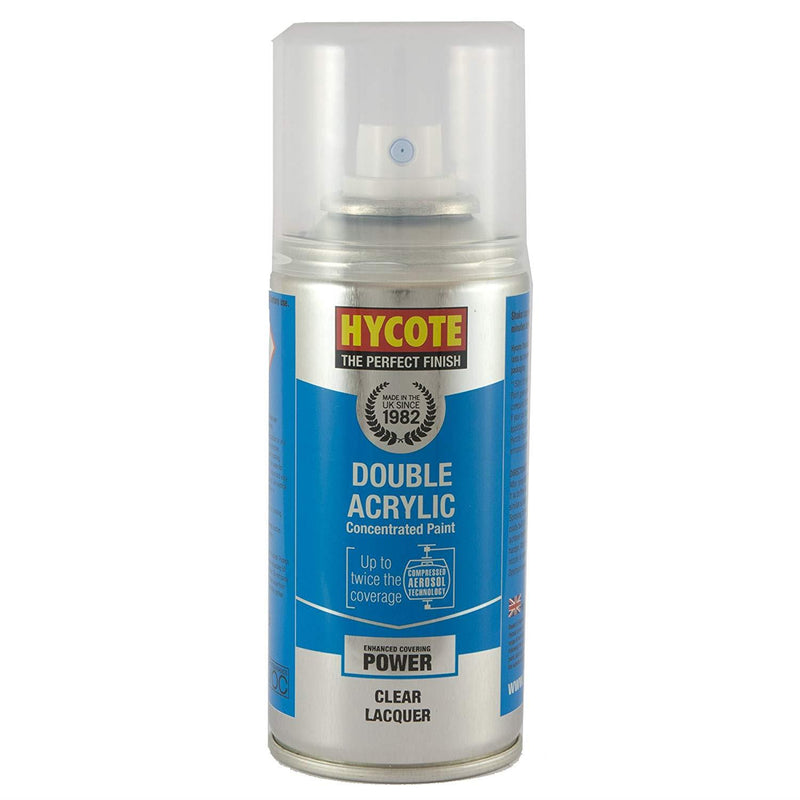 Hycote Clear Lacquer Touch Up - 150ml