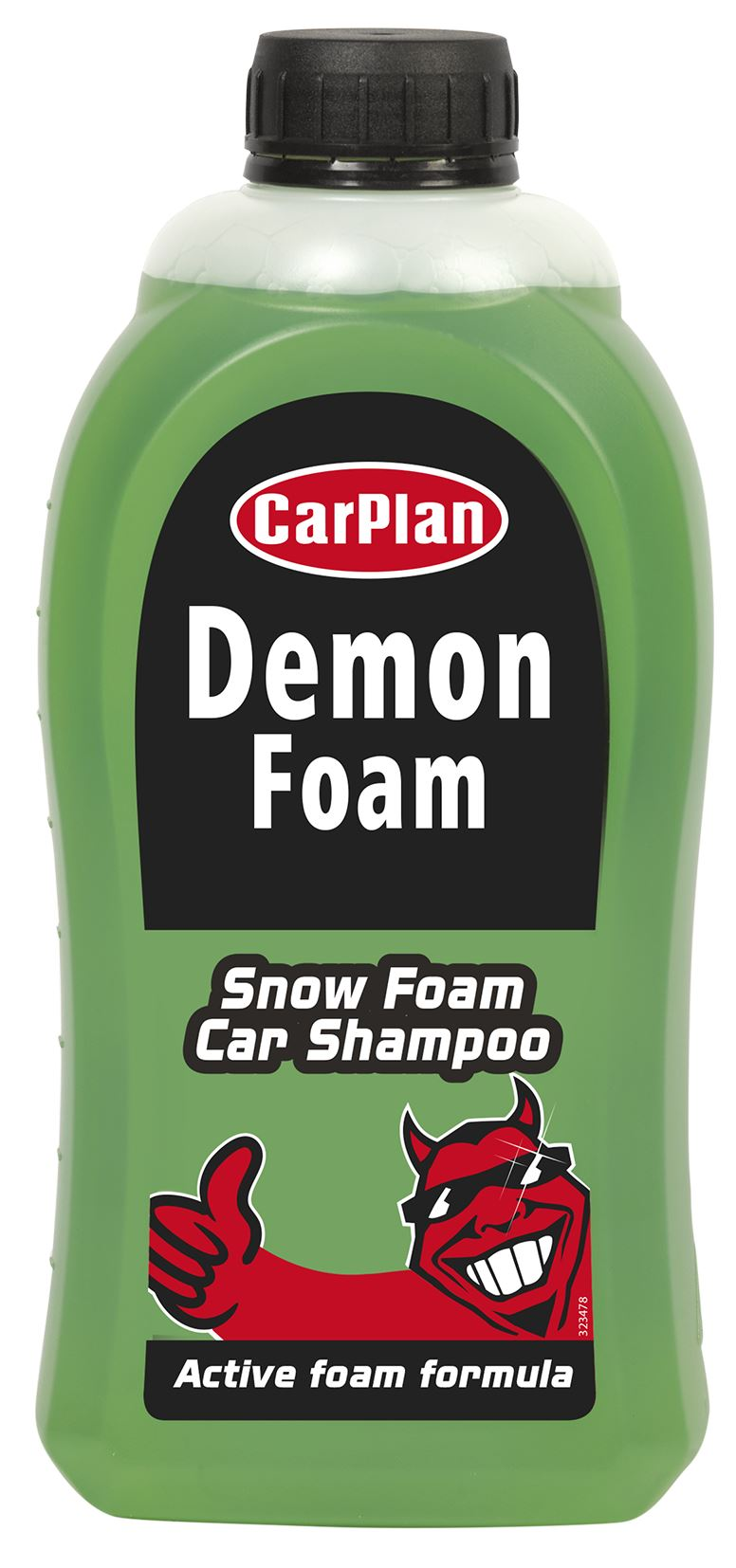 CarPlan Demon Foam Car Shampoo - 1L