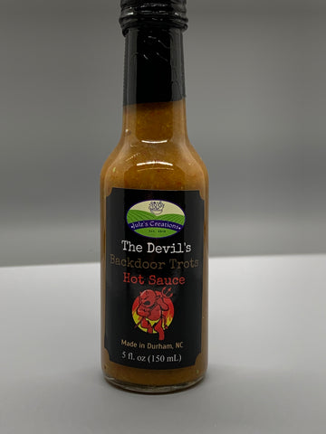 The Devil's Backdoor Trots Hot Sauce [9/10 heat]