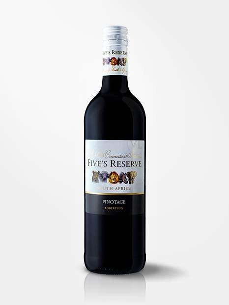 Five`s Reserve Pinotage