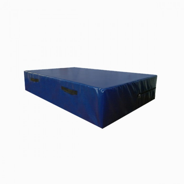 High Jump Mat+Cover Snr Std (2290X1370x450mm)
