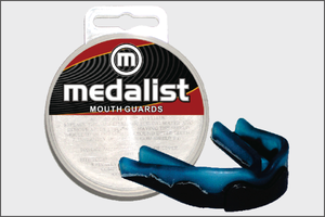 Medalist Mouth Guard Deluxe Snr