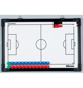 Mikasa Soccer Tactic Board With Carry Bag