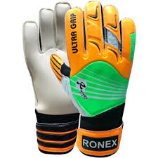 Ronex Goalkeeper Gloves Finger Save