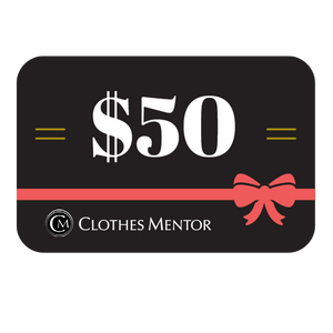 $50 Gift Card to Clothes Mentor Columbus & Toledo