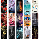 Case Cover For Lenovo A1000 4.0 inch Soft Silicone TPU Cool Patterned Printed Back Cover For Lenovo A 1000 Phone Cases
