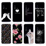 Lamocase Case For Doogee N20 Cartoon Patterned Cover Soft Silicone TPU For Doogee N20 X5 Max X30 X10 X55 X60 Mix 2 Phone bags