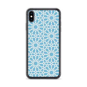 iPhone Case With Moroccan mosaic