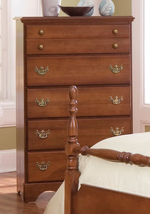 Common Sense Five Drawer Chest