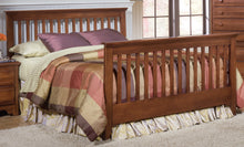 Load image into Gallery viewer, Carolina Crossroads Slat Bed | Carolina Furniture Works, Inc.