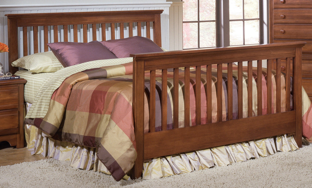 Carolina Crossroads Slat Bed | Carolina Furniture Works, Inc.