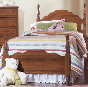Carolina Crossroads Panel Bed | Carolina Furniture Works, Inc.