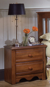 Carolina Crossroads Nightstand | Carolina Furniture Works, Inc.