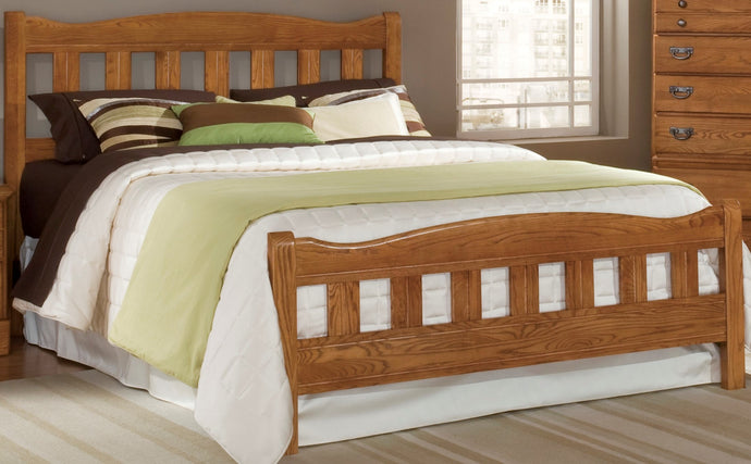 Creek Side Splat Bed | Carolina Furniture Works, Inc.