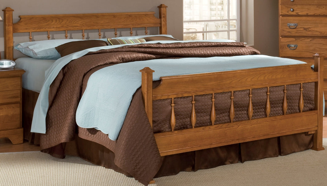 Creek Side Spindle Bed | Carolina Furniture Works, Inc.