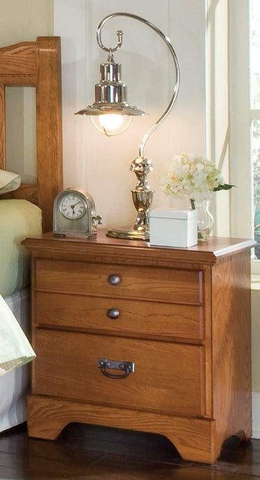 Creek Side Nightstand | Carolina Furniture Works, Inc.