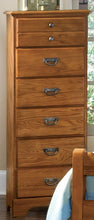 Load image into Gallery viewer, Creek Side Lingerie Chest | Carolina Furniture Works, Inc.