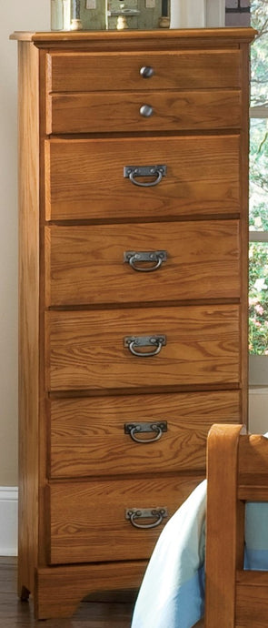 Creek Side Lingerie Chest | Carolina Furniture Works, Inc.