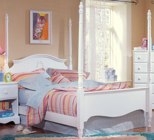Carolina Cottage Princess Bed | Made in the USA
