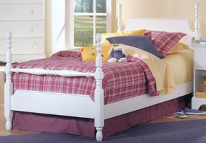 Carolina Cottage Poster Bed | Made in the USA