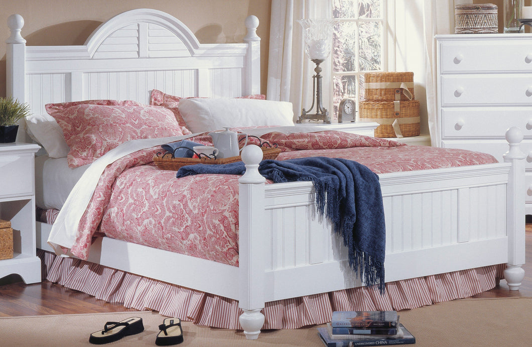Carolina Cottage Bed | Made in the USA
