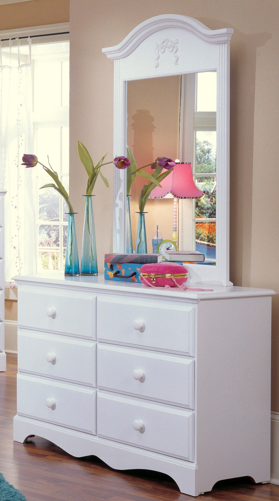 Carolina Cottage Double Dresser | Made in the USA