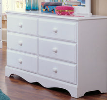 Load image into Gallery viewer, Carolina Cottage Double Dresser | Made in the USA