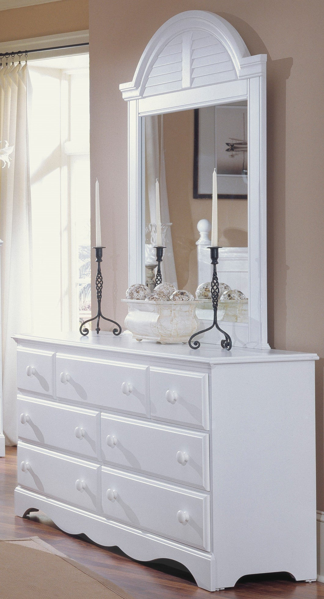 Carolina Cottage Triple Dresser | Made in the USA