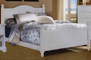 Carolina Cottage Panel Bed | Made in the USA