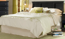 Load image into Gallery viewer, Midnight Panel Bed | Carolina Furniture Works, Inc.