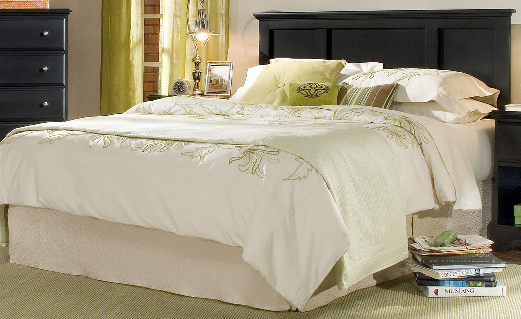 Midnight Panel Bed | Carolina Furniture Works, Inc.