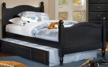 Load image into Gallery viewer, Midnight Cottage Panel Bed | Carolina Furniture Works, Inc.