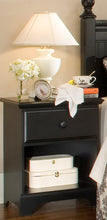Load image into Gallery viewer, Midnight Nightstand | Carolina Furniture Works, Inc.