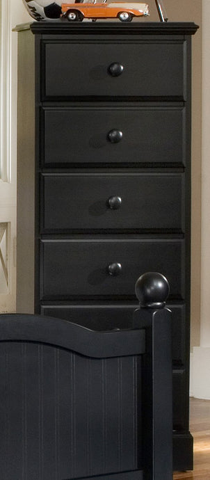 Midnight Lingerie Chest | Carolina Furniture Works, Inc.