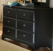 Load image into Gallery viewer, Midnight Double Dresser | Carolina Furniture Works, Inc.