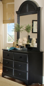 Midnight Double Dresser | Carolina Furniture Works, Inc.