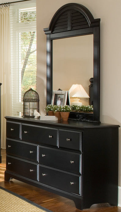 Midnight Triple Dresser | Carolina Furniture Works, Inc.