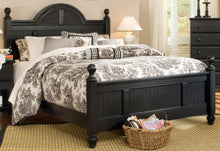 Load image into Gallery viewer, Midnight Cottage Bed | Carolina Furniture Works, Inc.