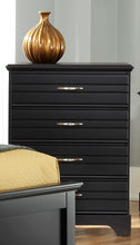 Load image into Gallery viewer, Platinum Four Drawer Chest | Made in the USA