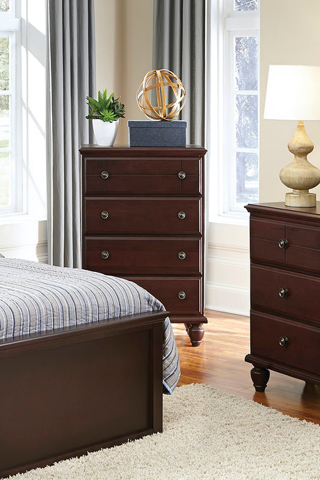 Craftsman Four Drawer Chest | Made in the USA