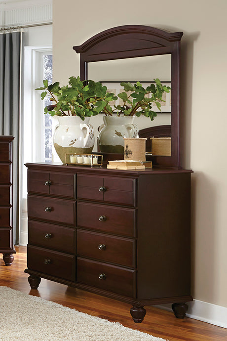 Craftsman Tall Dresser | Made in the USA