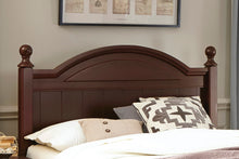 Load image into Gallery viewer, Craftsman Panel Headboard | Made in the USA