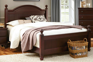 Craftsman Panel Bed | Made in the USA
